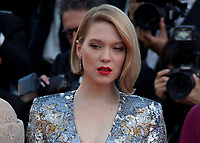 Jury member Léa Seydoux at the Award Ceremony and The Man Who Killed Don Quixote at the The Man Who Killed Don Quixote gala screening at the 71st Cannes Film Festival, Saturday 19th May 2018, Cannes, France. Photo credit: Doreen Kennedy