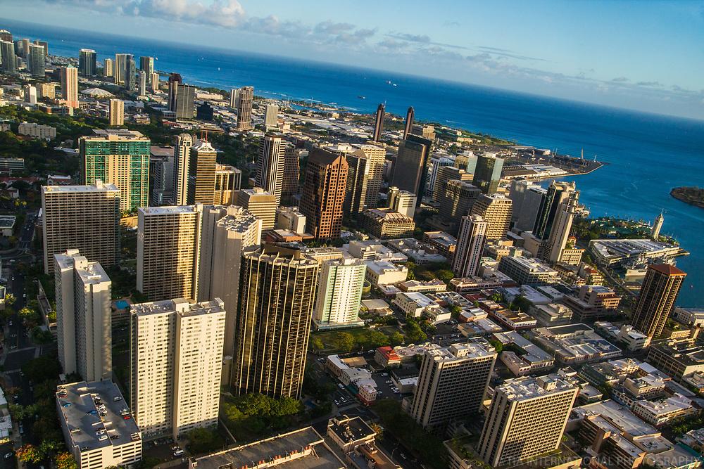 Honolulu City Centre