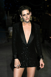 File photo dated May 3, 2018 of Kristen Stewart attends the Chanel Cruise 2018/2019 Collection at Le Grand Palais in Paris, France. Twilight actress Kristen Stewart will play Princess Diana in a new film about the late princess's break-up from Prince Charles, according to reports. Stewart will star in Spencer, set in the early 1990s, which will be scripted by Peaky Blinders creator Steven Knight, Hollywood news sites say. Photo by Laurent Zabulon/ABACAPRESS.COM
