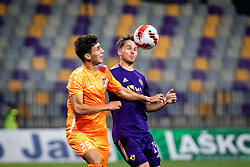 during football match between NK Maribor and FC Urartu in 1st qualifying round of UEFA Europa Conference League, on 8th of July, 2021 in Ljudski Vrt, Maribor, Slovenia. Photo by Blaž Weindorfer / Sportida