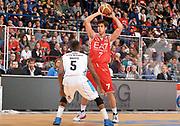 DESCRIZIONE : Milano Lega A 2014-2015 EA7 Emporio Armani Olimpia MIlano Vanoli Cremona<br /> GIOCATORE : Bruno Cerella<br /> CATEGORIA : passaggio<br /> SQUADRA : EA7 Emporio Armani Olimpia MIlano<br /> EVENTO : Campionato Lega A 2014-2015<br /> GARA : EA7 Emporio Armani Olimpia MIlano Vanoli Cremona<br /> DATA : 25/01/2015<br /> SPORT : Pallacanestro<br /> AUTORE : Agenzia Ciamillo-Castoria/R.Morgano<br /> GALLERIA : Lega Basket A 2014-2015<br /> FOTONOTIZIA : Milano Lega A 2014-2015 EA7 Emporio Armani Olimpia MIlano Vanoli Cremona<br /> PREDEFINITA :