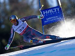 09.02.2011, Kandahar, Garmisch Partenkirchen, GER, FIS Alpin Ski WM 2011, GAP, Herren Super G, im Bild Aksel Lund Svindal (NOR) // Aksel Lund Svindal (NOR) during Men Super G, Fis Alpine Ski World Championships in Garmisch Partenkirchen, Germany on 9/2/2011. EXPA Pictures © 2011, PhotoCredit: EXPA/ J. Groder