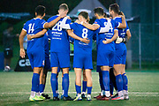 July 3, 2021 - Cedar Stars Rush vs Long Island Roughriders Soccer from Fairleigh Dickinson University Soccer Field in Teaneck, New Jersey.