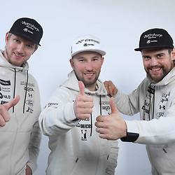 20201110: SLO, Alpine Ski - Klemen Kosi, Martin Cater and Bostjan Kline