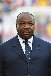January 14, 2017 - Libreville, Gabon - Gabon's President Ali Bongo Ondimba (Credit Image: © Panoramic via ZUMA Press)