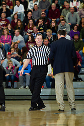 23 January 2016: IHSA Basketball game during the McLean County Tournament at Shirk Center in Bloomington Illinois - boyss 1st place -  Ridgeview v Le Roy