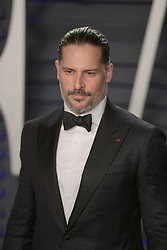 February 24, 2019 - Beverly Hills, California, U.S - Joe Manganiello on the red carpet of the 2019 Vanity Fair Oscar Party held at the Wallis Annenberg Center in Beverly Hills, California on Sunday February 24, 2019. JAVIER ROJAS/PI (Credit Image: © Prensa Internacional via ZUMA Wire)