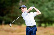 20-07-2019 Pictures of the final day of the Zwitserleven Dutch Junior Open at the Toxandria Golf Club in The Netherlands.<br /> HOOGEVEEN, Marijn