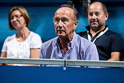 Miran Krasevec after the Final match at Day 10 of ATP Challenger Zavarovalnica Sava Slovenia Open 2019, on August 18, 2019 in Sports centre, Portoroz/Portorose, Slovenia. Photo by Vid Ponikvar / Sportida