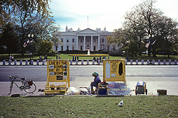The White House & Protest
