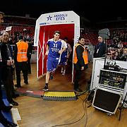 Anadolu Efes's Thomas Heurtel during their Turkish Airlines Euroleague Basketball Top 16 Round 3 match Anadolu Efes between CSKA Moscow at Abdi ipekci arena in Istanbul, Turkey, Thursday 15, 2015. Photo by Aykut AKICI/TURKPIX