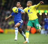 Norwich v Chelsea 210112