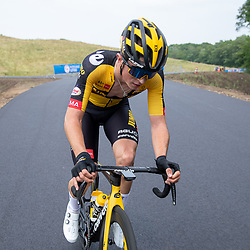 WIJSTER (NED) June 19: <br /> CYCLING <br /> Dutch Nationals Road U23 up and around the Col du VAM<br /> Rick Pluimers