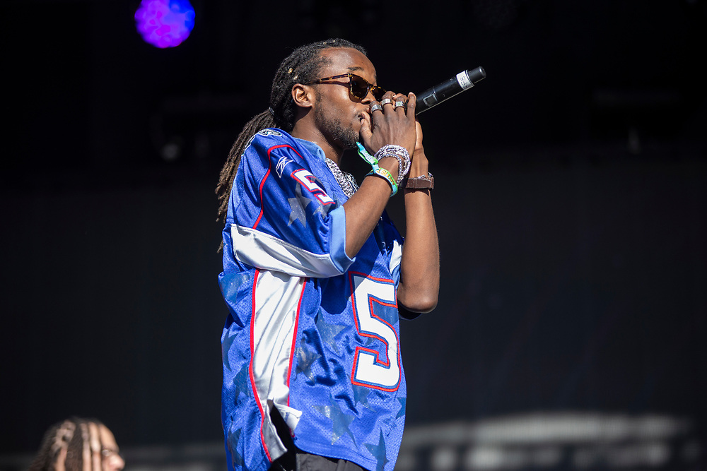 Mike G performs at Camp Flog Gnaw 2019 in Los Angeles, CA.