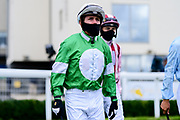Rectory Road ridden by Kieran O'Neill and trained by Ronald Harris ridden in the Kentucky Derby On Sky Sports Racing Handicap - Mandatory by-line: Ryan Hiscott/JMP - 24/08/20 - HORSE RACING - Bath Racecourse - Bath, England - Bath Races