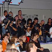 NLD/Amsterdam/20050908 - Finale Elite Modellook 2005, fotografen