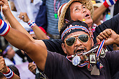 Anti Government Protestors Occupy Finance Ministry
