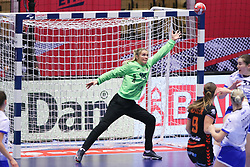 EHF Euro 2020 5/6 Placement Match between Russia and Netherlands in Jyske Bank Boxen, Herning, Denmark on December 18, 2020. Photo Credit: Allan Jensen/EVENTMEDIA.