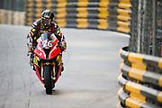 October 16-20, 2016: Macau Grand Prix. 26 Didier GRAMS, Heidger-Motorsport by WEPOL, SAFMETAL