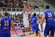 TRENTO, 26/07/2012<br /> TRENTINO BASKET CUP 2012<br /> ITALIA - BOSNIA ED ERZEGOVINA<br /> NELLA FOTO: DANIELE CAVALIERO<br /> FOTO CIAMILLO