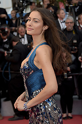 Marica Pellegrinelli attending the Pain and Glory Premiere as part of the Cannes 72nd Film Festival in France