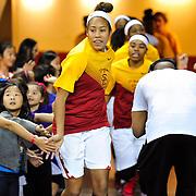 USC W Basketball v Stanford
