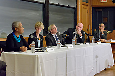 """Poynter Fellowship in Journalism """"Free Speech on Campus"""" Panel 
