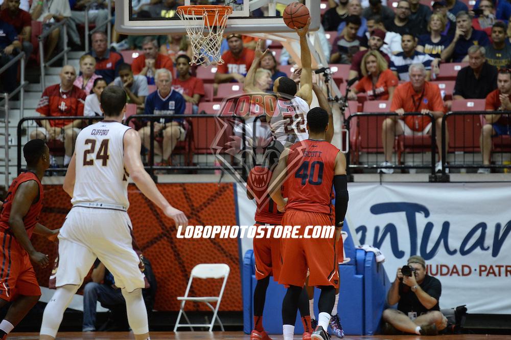 Dayton vs Boston College