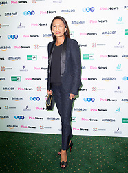 Pink News Awards 2019 <br /> At Church House, London, Great Britain <br /> 16th October 2019 <br /> <br /> Gina Miller <br /> <br /> <br /> Photograph by Elliott Franks