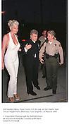 Jill Vanden Berg, Tony Curtis & L.A. cop  at the Vanity Fair Oscar Night Party Mortons,  Los Angeles. 25 March 1997<br /><br />© Copyright Photograph by Dafydd Jones<br />66 Stockwell Park Rd. London SW9 0DA<br />Tel 0171 733 0108