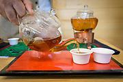 BARLEY WORLD Showcase: 'Karma', 'Streaker', PPWQ breeding line Breeders: Brigid Meints & Pat Hayes, OSU<br /> Farmers: Charlene Murdock, Nana Cardoon and Lyle Spiesschaert Tea Maker: Veerinder Chawla, the Tao of Tea