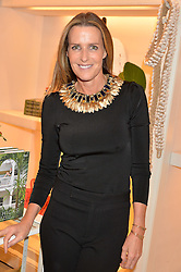 INDIA HICKS at a party to celebrate the publication of India Hicks: Island Style hosted by Princess Marie-Chantal of Greece, Saffron Aldridge and Amanda Brooks has held at Ralph Lauren, 105-109 Fulham Road, London on 28th April 2015,
