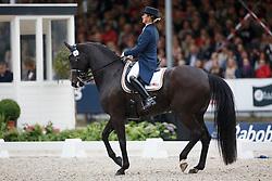 Fassaert Claudia, (BEL), Donnerfee<br /> CDI 5* Grand Prix Special<br /> CHIO Rotterdam 2015<br /> © Hippo Foto - Dirk Caremans<br /> 20/06/15