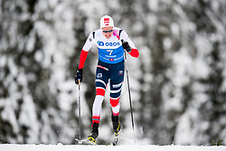 January 11, 2018 - GSbu, NORWAY - 180111 GjÂ¿ran Holstad Tefre competes in the men's sprint classic technique qualification during the Norwegian Championship on January 11, 2018 in GÅ'sbu..Photo: Jon Olav Nesvold / BILDBYRN / kod JE / 160127 (Credit Image: © Jon Olav Nesvold/Bildbyran via ZUMA Wire)