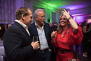 DAVID ROSS; LORD MARLAND; Aliai FORTE, The Brown's Hotel Summer Party hosted by Sir Rocco Forte and Olga Polizzi, Brown's Hotel. Albermarle St. London. 14 May 2015