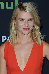October 6, 2016 - New York, NY, USA - October 6, 2016  New York City..Claire Danes attending the PaleyFest New York 2016 'Homeland' screening and panel discussion at The Paley Center for Media on October 6, 2016 in New York City. (Credit Image: © Callahan/Ace Pictures via ZUMA Press)