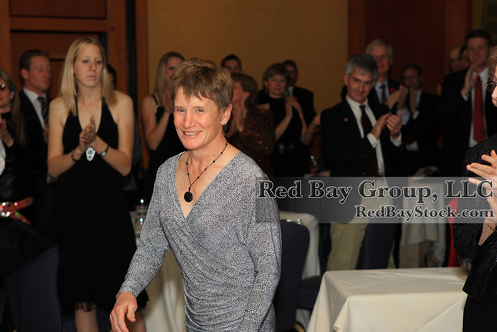 at the 2009 Canadian Eventing Hall of Fame Gala in Toronto, Ontario.