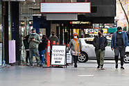 Melbourne COVID Lockdown