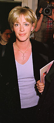 LADY COSIMA SOMERSET at an exhibition in London on 17th April 1998.<br /> MGC 30 WOLO