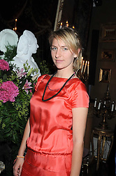MICKEY SUMNER at a party hosted by the Supper Club in honour of Mary Greenwell held at Beach Blanket Babylon, Ledbury Road, London on 25th June 2008.<br /><br />NON EXCLUSIVE - WORLD RIGHTS
