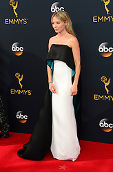 September 18, 2016 - Los Angeles, CA, USA - Kaitlin Doubleday arrives at the 68th Annual Emmy Awards at the Microsoft Theater in Los Angeles, California on Sunday, September 18, 2016. (Credit Image: © Michael Owen Baker/Los Angeles Daily News via ZUMA Wire)