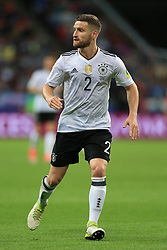 22nd June 2017 - FIFA Confederations Cup (Group B) - Germany v Chile - Shkodran Mustafi of Germany - Photo: Simon Stacpoole / Offside.