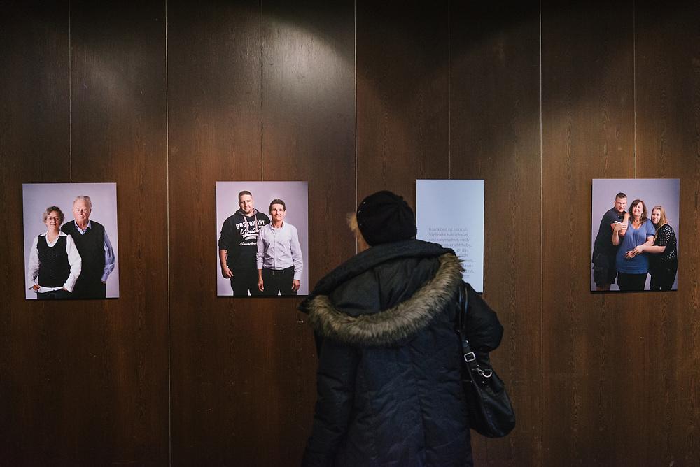 Ausstellungseröffnung Rathaus Elmshorn, 2014