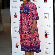 Saira Khan attending the launch of Andrea McLean's new book Confessions of a Menopausal Woman at the Devonshire Club in London on June 26 2018..