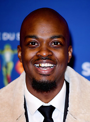 George The Poet attending the premiere of Cirque du Soleil's Totem, in support of the Sentebale charity, held at the Royal Albert Hall, London.