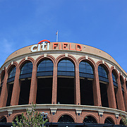 Citi Field, home of the New York Mets during the New York Mets V San Francisco Giants Baseball game at Citi Field, Queens, New York. 21st April 2012. Photo Tim Clayton