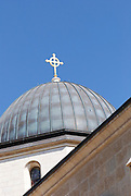 Israel , Jerusalem, The Holy Trinity Cathedral AKA the Russian Church in the Russian compound
