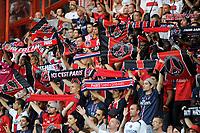 FOOTBALL - FRENCH CHAMPIONSHIP 2012/2013 - L1 - PARIS SG v FC LORIENT - 11/08/2012 - PHOTO JEAN MARIE HERVIO / REGAMEDIA / DPPI - FANS PSG