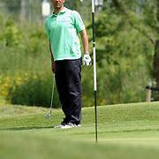 NLD/Naarden/20050526 - Golfmiddag Richard Krajicek Foundation, Ruud Gullit.golfen