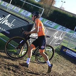 10-11-2019: Wielrennen: Europees Kampioenschap Veldrijden: Silvelle<br />Maud Kaptheijns